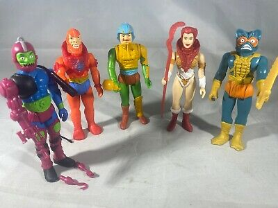 $49.99 • Buy Masters Of The Universe MOTU Super7 ReAction Blind Box Filmation Lot 5 Total