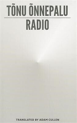 AU37.94 • Buy Radio By Onnepalu, Tonu -Paperback