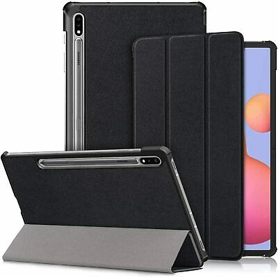 For Samsung Galaxy Tab S7 Case Premium Smart Book Stand Cover T870 T875 T876B • 7.99£