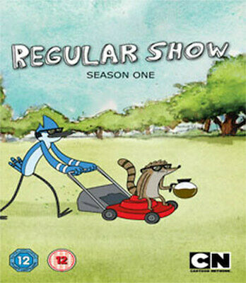 Regular Show Season 1 Dvd [uk] New Dvd • 18.13£