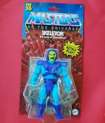 $30 • Buy Masters Of The Universe Origins Skeletor 5.5 Inch 2020 Action Figure NIB