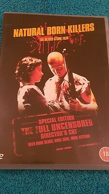 Dvd - Natural Born Killers - Directors Cut • 1.99£