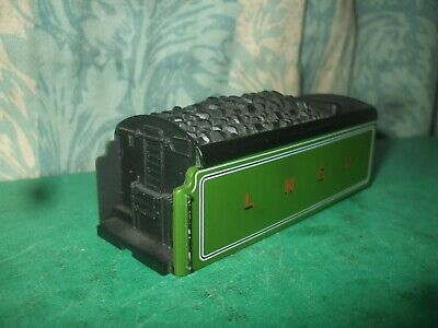 HORNBY LNER A1/A3/A4 APPLE GREEN CORRIDOR TENDER BODY ONLY - No.7 • 16.95£