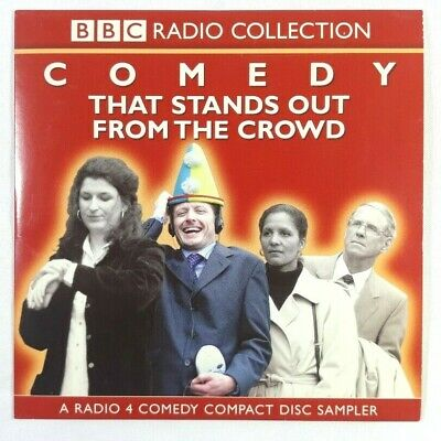 £7.99 • Buy BBC Radio Collection: Comedy That Stands Out From The Crowd - CD Sampler