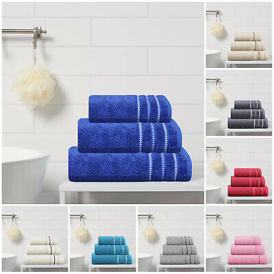 £3.99 • Buy New Premium Quality Egyptian Cotton Towels Bath Hand Face And 600 GSM Bath Sheet