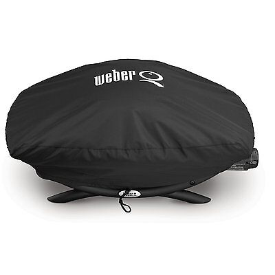 $ CDN24.88 • Buy Weber 7111 Grill Cover Fits Q200 & 2000 Series Gas Grills
