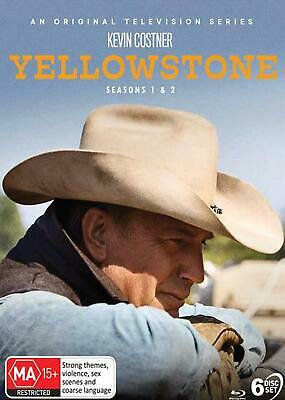 AU91.69 • Buy Yellowstone : Season 1-2 - Blu Ray Region B Free Shipping!