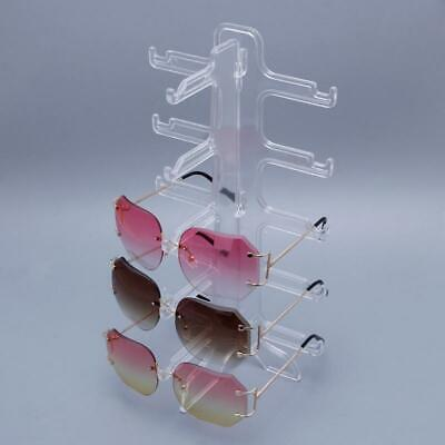 AU7.88 • Buy 5 Layers Glasses Eyeglasses Sunglasses Show Stand Holder Frame Display Rack