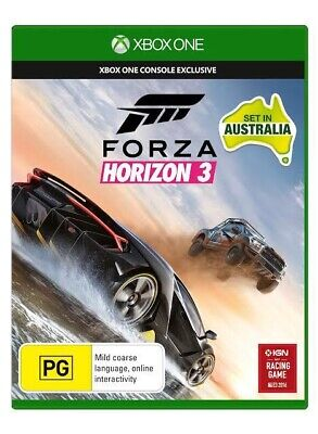AU42 • Buy Forza Horizon 3 Xbox One New In Stock FAST POST