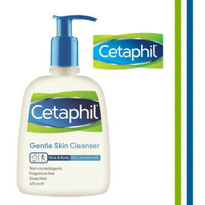 £14.99 • Buy Cetaphil Gentle Skin Cleanser Non Irritating Soap And Fragrance Free 473ml