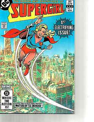 $8.99 • Buy The Daring New Adventures Of  SUPERGIRL  # 1 ( DC 1982 ) Masters Of The Universe
