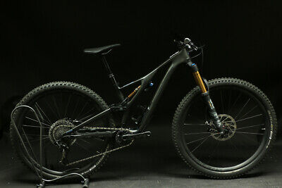 $ CDN7909.19 • Buy 2019 Specialized S-Works Stumpjumper 29 Small Satin/Carbon/Storm Grey DEMO