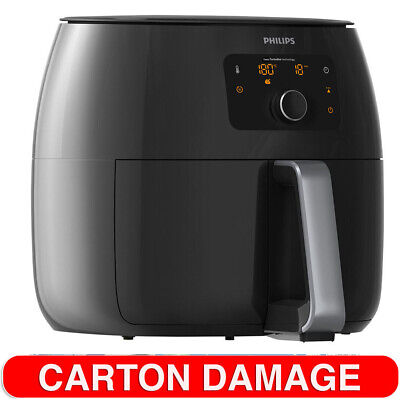 AU489 • Buy Philips XXL 2225W Healthy Electric Air Fryer Cooker/Roaster/Bake/Grill HD9650