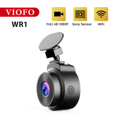 AU70.79 • Buy VIOFO WR1 WiFi Car Dash Camera DVR Recorder Full HD 1080P Novatek Chip DashCam