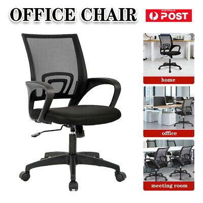 AU62 • Buy Office Chair Gaming Chair Computer Mesh Chairs Executive 360°Seating Study Seat