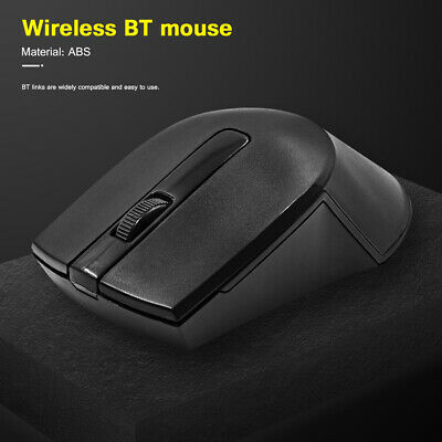 AU7.98 • Buy Rechargeable Bluetooth Mute Mouse Home Office Computer Phone Wireless Mice