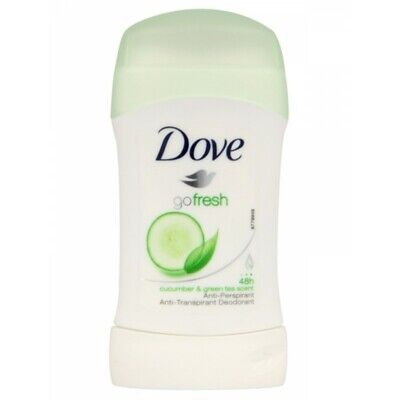 Dove Go Fresh Cucumber And Green Tea Scent Roll On 40ml • 3.98£