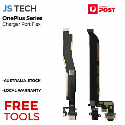 AU20.59 • Buy New Charging Charger Port Flex Cable  For OnePlus 1 2 3T 5 5T 6 6T 7 7T One Plus
