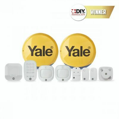 YALE Sync IA-340 Smart Home Alarm FULL  CONTROL Kit Works With Alexa 2yr Wty NEW • 345£