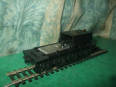 Hornby Lner A3/a4 Class Non Motorised Tender Chassis Only - Black Wheels - No.10 • 34.95£