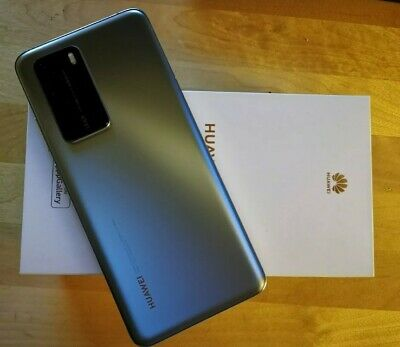 ☑️ Huawei P40 Pro 5G - Brand New - 256GB - Silver Frost (Unlocked) (Dual SIM) • 650£