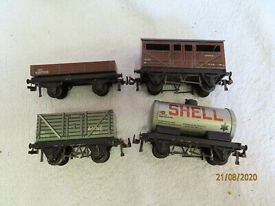 TRIX TTR Boxed Wagon Collection In   00 Guage   ~, • 20£