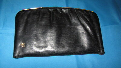 Jane Shilton Vintage Black Clutch Bag • 15£