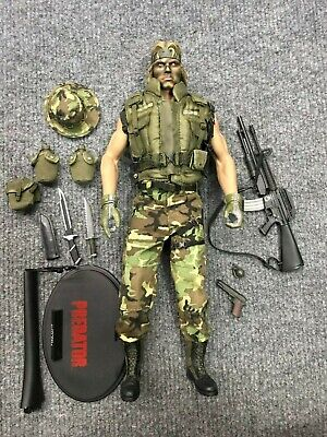 $ CDN374.15 • Buy 1/6 Hot Toys MMS73 Predator Private Billy Sole Action Figure 12 Inch