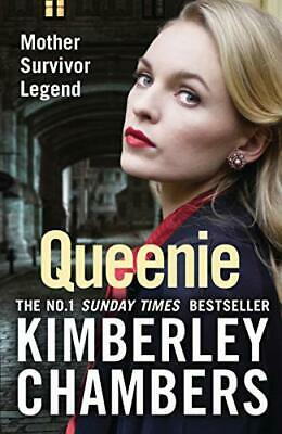 Queenie: The Gripping Epic New Crime No By Kimberley Chambers New Paperback Book • 8.22£