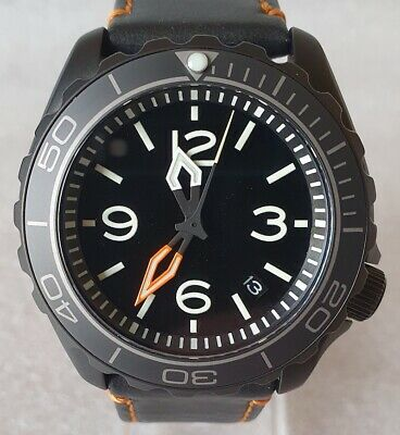 $ CDN812.96 • Buy SEIKO SKX007 Mod  The Aviator Style 1  NH36A Nato Or Leather Strap New Condition