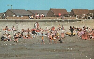 Sussex Postcard - The Beach, East Wittering    RS21920 • 2.39£