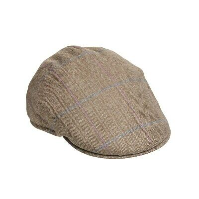 Laksen Balmoral Ladies Cap - Ness Tweed • 75£
