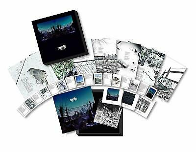 Sent Tracked 6 Disc Deluxe Box Set SUEDE BLUE HOUR 3 VINYL  LP + DVD + CD NEW  • 40.99£
