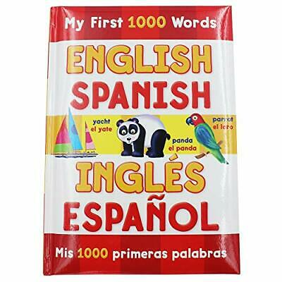 £2.93 • Buy My First 1000 Words English - Spanish Childrens Book 3yr+ By Brown Watson Book