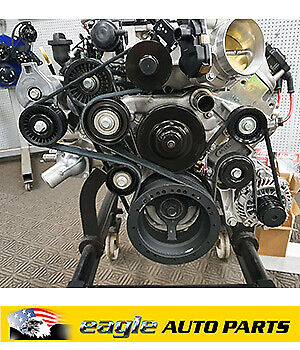 AU2450 • Buy CHEV HOLDEN 6.2lt LSA V8 Engine Acc Drive Kit No P/S Or A/C  # LSA-DRIVE-KIT