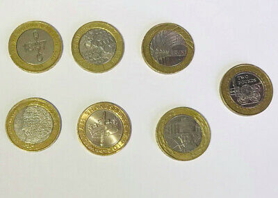 Rare 2 Two Pound Coins Job Lot • 24.99£