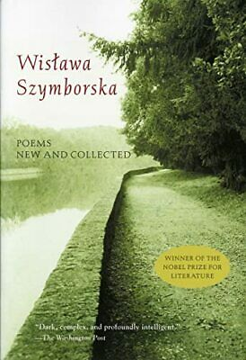 Poems New And Collected By Szymborska, Wislawa Paperback Book The Cheap Fast • 9.99£