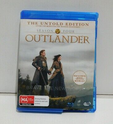 AU29.74 • Buy Outlander: Season 4 [The Untold Edition] (Blu-ray)