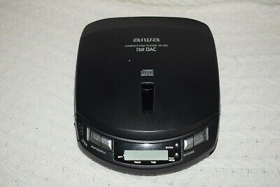 Aiwa Compact Disc Player XP-220 1 Bit DAC. Portable • 18.99£