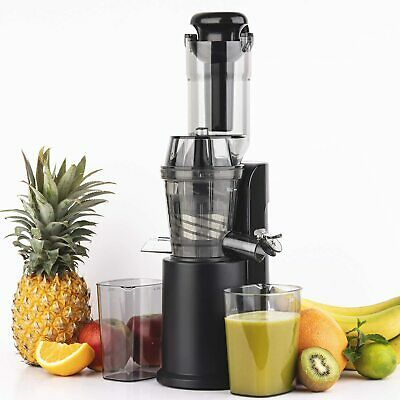 Blender For Fruits And Vegetables Of Pressed On Cold, Extractor Of Juices, 0.8 L • 249.94£
