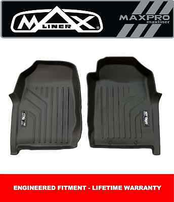 AU135 • Buy MaxPro Floor Mats 3D Ford Everest  2015 +  - Front Only