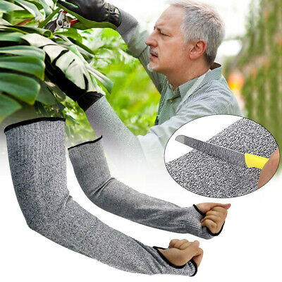 Garden Working Arm Guard Cover Wrist Arm Protection Cut Resistant Sleeve UK • 10.20£