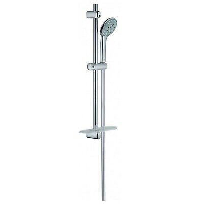 £84.96 • Buy GROHE Euphoria 110 Champagne Set With Shower Rail - 27232001
