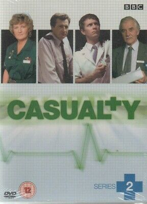 £79.95 • Buy Casualty - Series Two (4-Disc) Region 2 DVD Box Set - New / Sealed