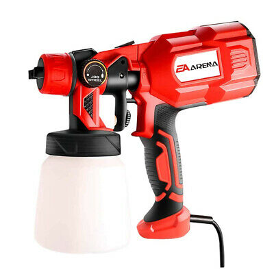 £29.99 • Buy 550W Electric Paint Sprayer Spray Gun For Outdoor Fence Wall Door Painting Tool