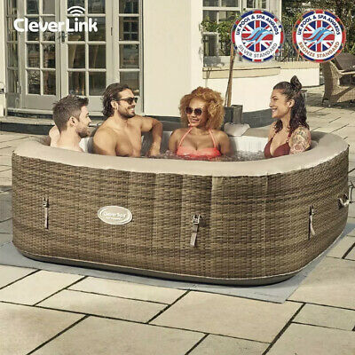 Clever Spa New Hampshire 6 Person Hot Tub • 675£