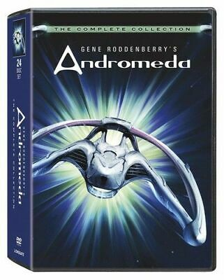 Andromeda: Complete Series New Dvd • 58.81£