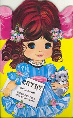 Cathy Dresses Up: Press Out Doll Book (Giant Doll Dr... By Award, Anna Paperback • 7.99£