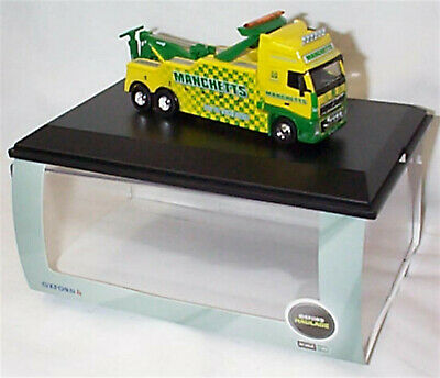 Volvo FH Boniface Recovery Truck Manchetts  1:76 Scale New 76VOL08rec • 24.75£