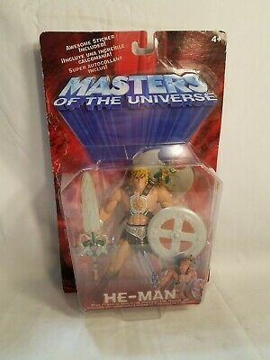 $58.85 • Buy Masters Of The Universe He-Man 2001/200x MotU 6  Action Figure MOC Carded Card